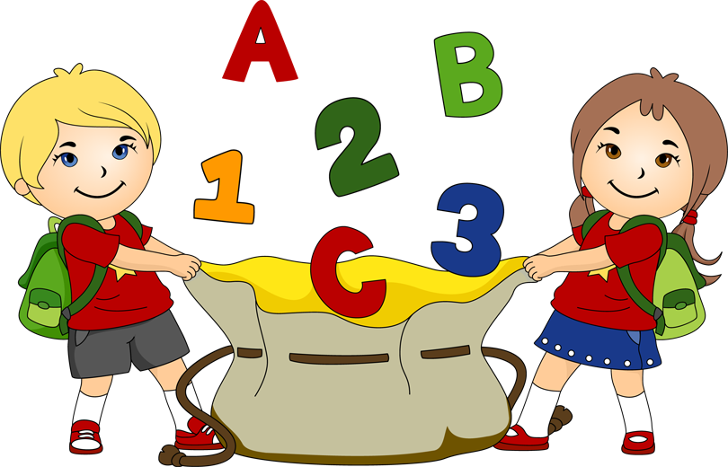 Kids at school clipart clipart royalty free download Abc clipart for kids - ClipartFest clipart royalty free download