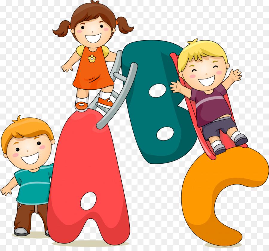 Abc clipart kids transparent Christmas Alphabet clipart - Child, Alphabet, Illustration ... transparent
