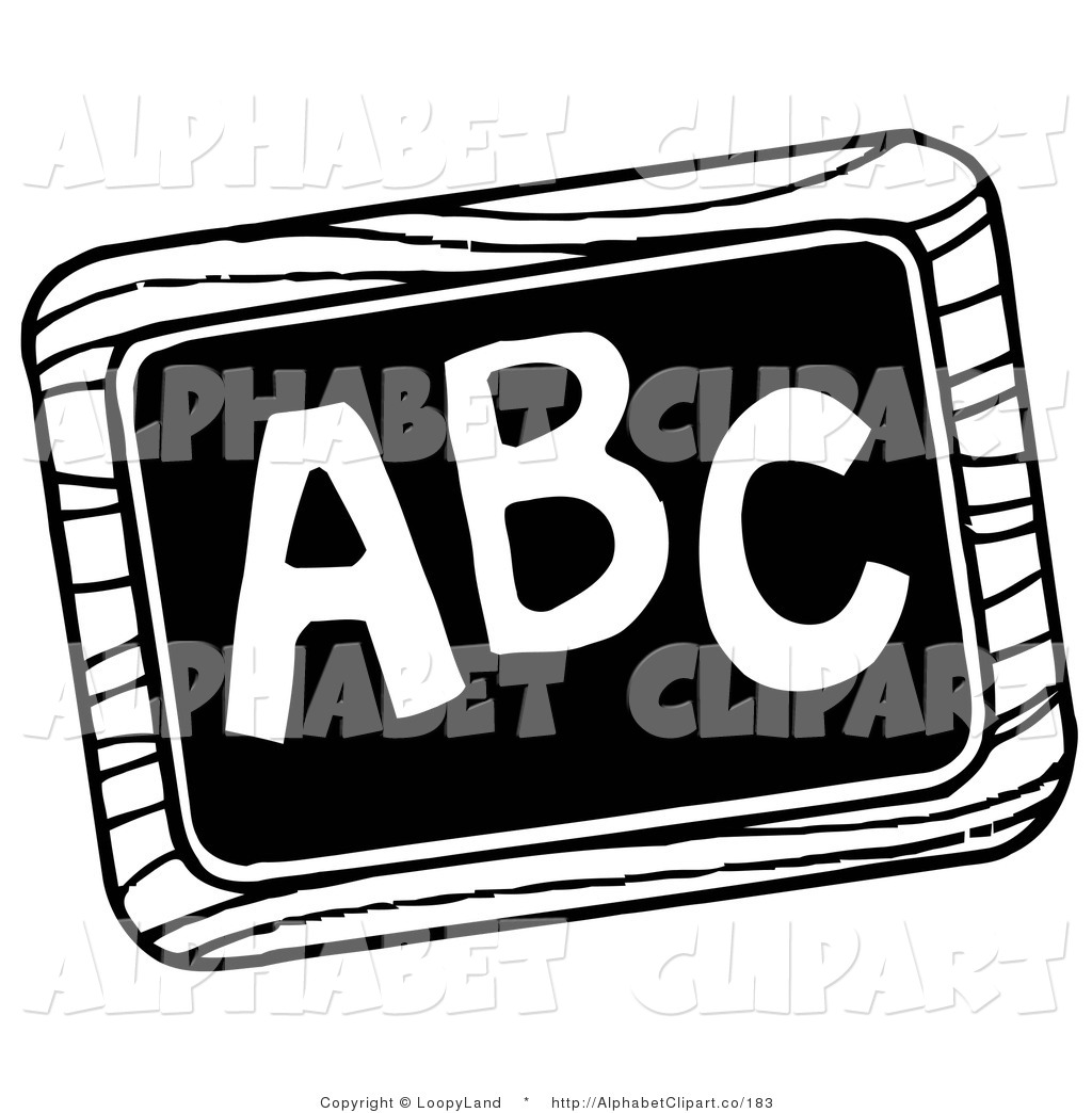 Abc clipart panda clip black and white Abc Clipart Black And White | Clipart Panda - Free Clipart Images clip black and white