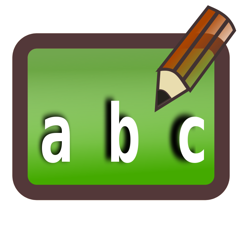 Abc clipart png jpg free library Abc clipart 7 - Clipartix jpg free library