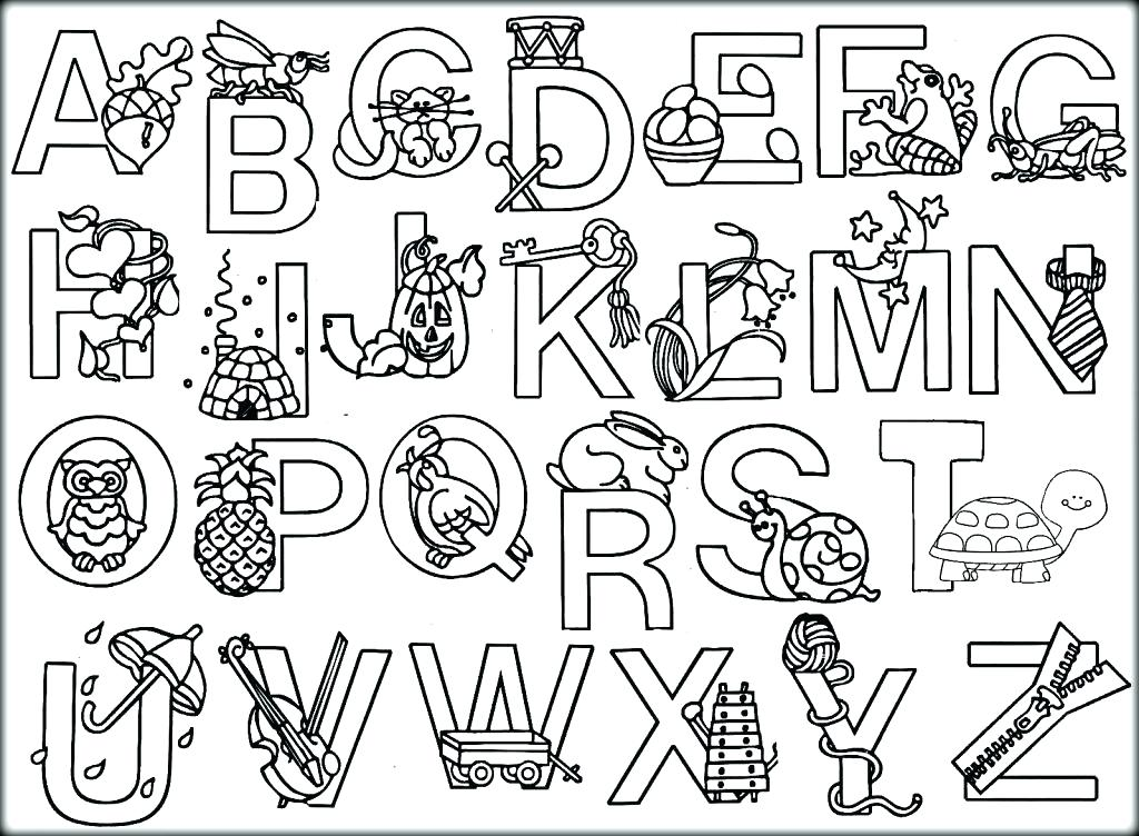 Abc clipart to color banner freeuse stock Free Coloring Pages Alphabet : Coloring Pages - Patinsudouest banner freeuse stock