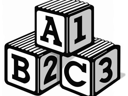 Abc clipart word black and white clipart transparent download ABC Blocks Clipart - 62 cliparts clipart transparent download