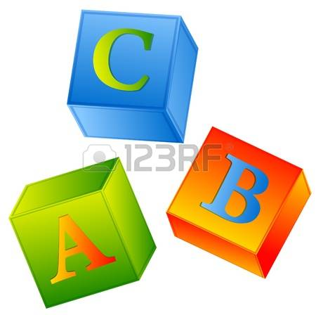 4,926 Abc Blocks Cliparts, Stock Vector And Royalty Free Abc ... image transparent