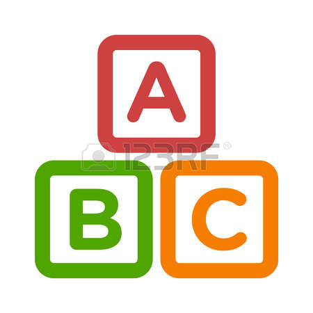 4,926 Abc Blocks Cliparts, Stock Vector And Royalty Free Abc ... clip freeuse