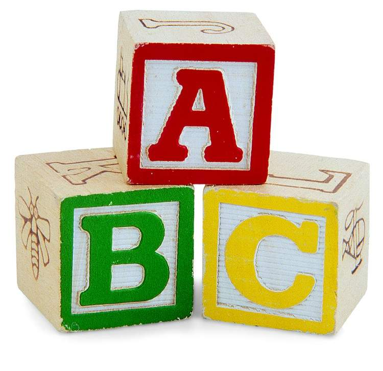 Abc cubes clipart png free download Abc Blocks Clip Art - Cliparts and Others Art Inspiration png free download