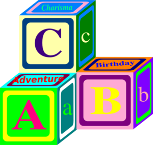 Abc Blocks Clipart - Clipart Kid banner transparent stock