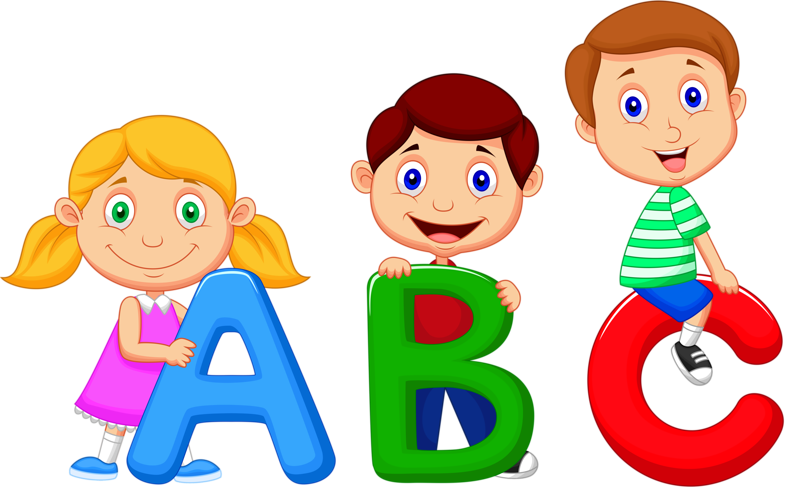 Kids at school clipart image Alphabet song Cartoon Clip art - Cute kids 800*494 transprent Png ... image