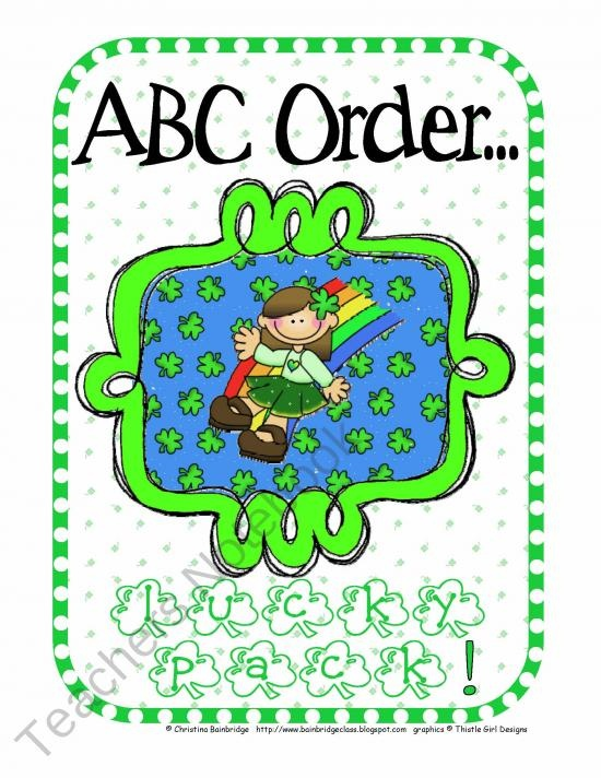 Abc order clipart clip art transparent library 17 Best images about ABC Order on Pinterest | Christmas worksheets ... clip art transparent library