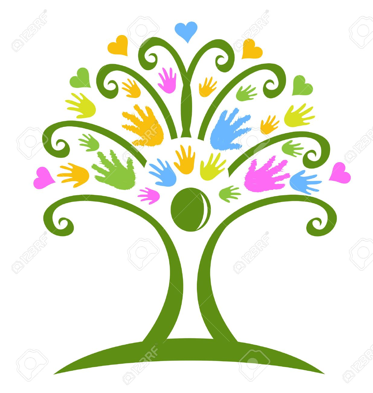 Abc tree clipart jpg library How To Choose A Child Care – COS Kids Ma #185268 - Clipartimage.com jpg library