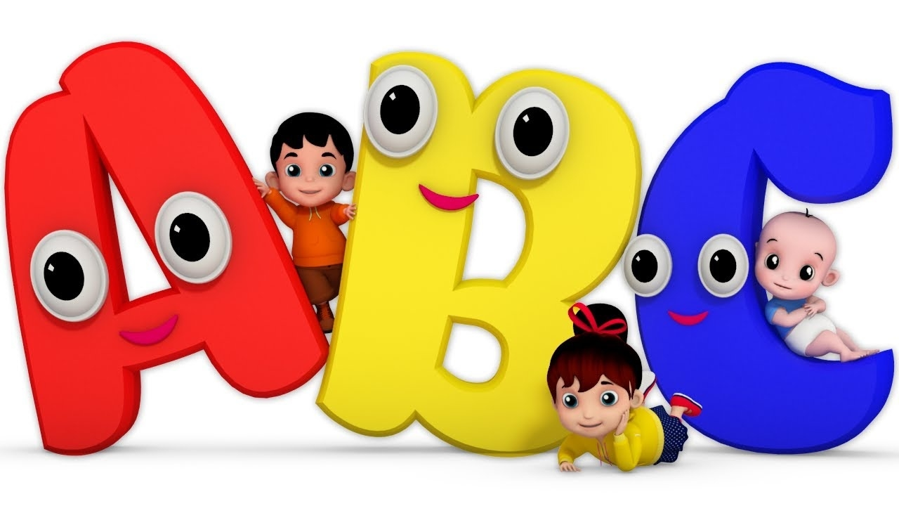 Abc with kids clipart jpg free download Abc Songs | Learn Alphabets | Learning Abc For Kids | Alphabet Song ... jpg free download