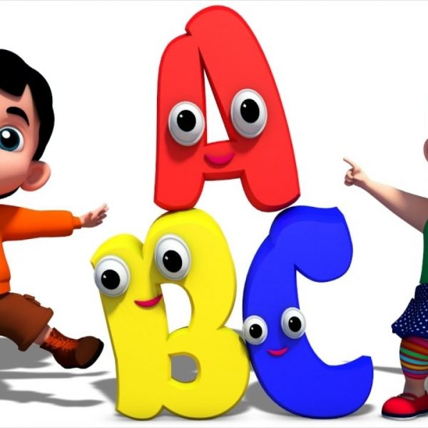 Abc with kids clipart picture free stock Junior Squad | Kids Nursery Rhymes -Abc Song | Learning Abc Song For ... picture free stock