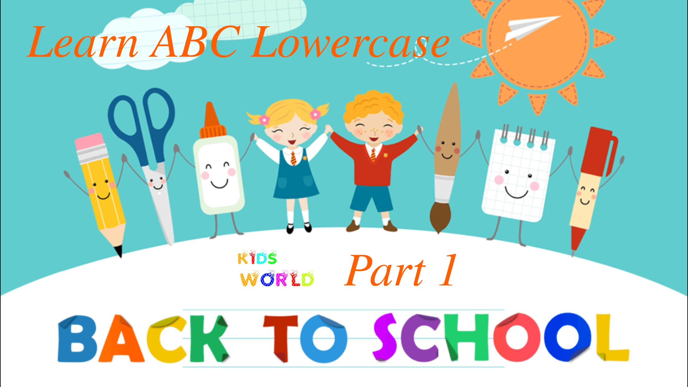 ABC Workbook Part 1 Tracing Lowercase Alphabet for Kids, Best ... clipart free library