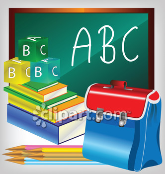 Abc work books clipart - ClipartNinja vector royalty free stock