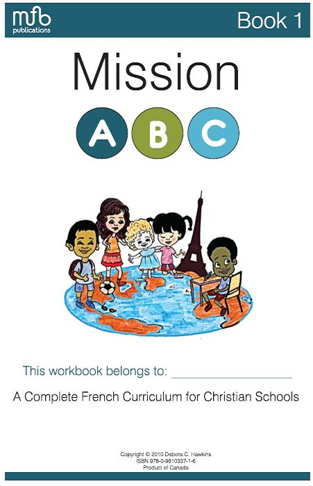 Mission ABC Workbooks – MFB Publications svg free download