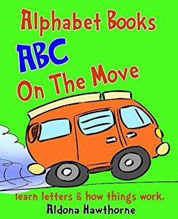 Children's Alphabet Book of Things That Move - Learn ABC Alphabet ... banner freeuse library
