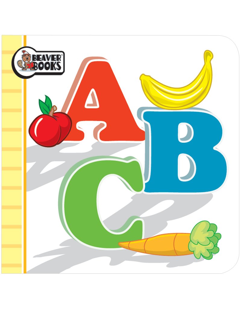 Chunky Board Books: ABC | Beaver Books Publishing image free library