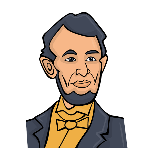 Free Abraham Lincoln Cliparts, Download Free Clip Art, Free Clip Art ... royalty free stock