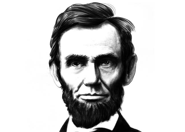 Free Abraham Lincoln Cliparts, Download Free Clip Art, Free Clip Art ... banner freeuse library