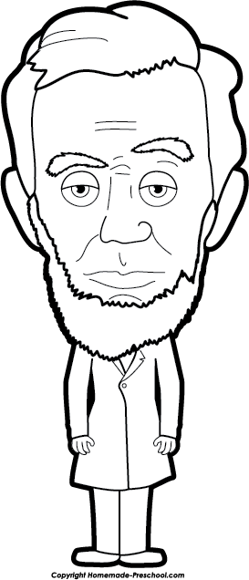 Abe lincoln clipart for kids black and white banner library download Free Abraham Lincoln Cliparts, Download Free Clip Art, Free Clip Art ... banner library download