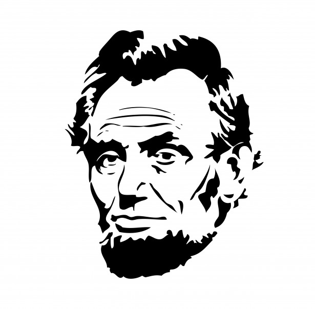 Abe lincoln clipart for kids black and white svg library library Abraham Lincoln Clipart Free Stock Photo - Public Domain Pictures svg library library