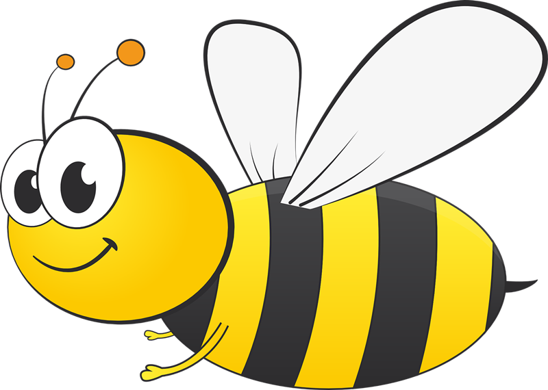 Download best on . Free honey bee clipart images