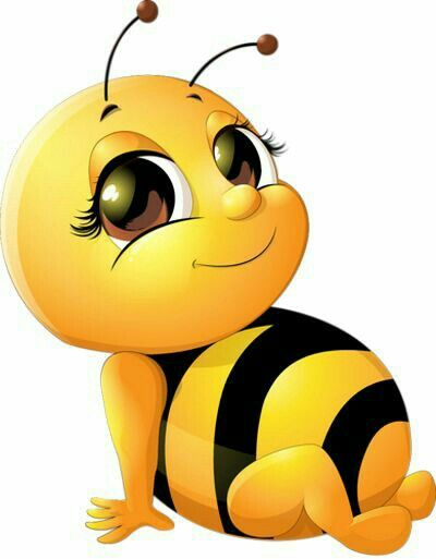 Abeja maya | SMILEY FACES | Cartoon bee, Bee pictures, Cute bee clip art black and white library