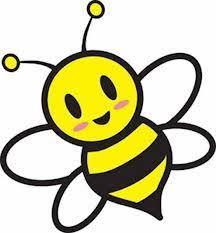 Resultado de imagen para abejas animadas | drawing | Dibujo de abeja ... clip art royalty free stock