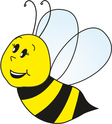 Abeja Animada Png Vector, Clipart, PSD - peoplepng.com clip art freeuse download