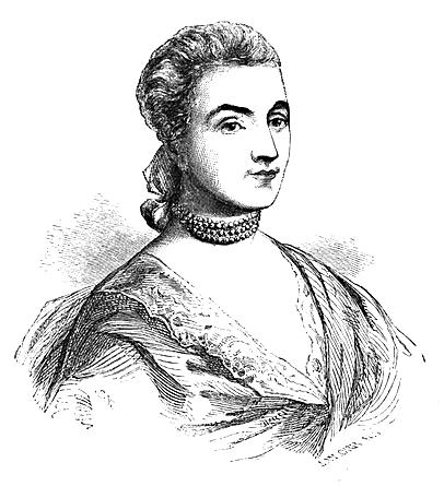 Abigail adams clipart png library Abigail Adams png library