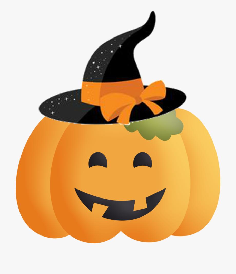 Abobora clipart clip library download Happy Halloween Pumpkin Clipart - Abobora Halloween Cute Png #119864 ... clip library download