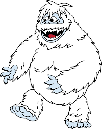 Image result for abominable snowman svg | school | Snowman clipart ... vector royalty free