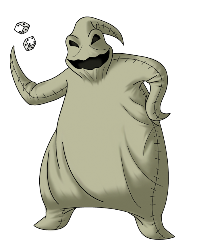 Aboogie clipart clipart black and white download Oogie Boogie Png Vector, Clipart, PSD - peoplepng.com clipart black and white download