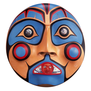 Aborginal masks clipart picture black and white stock West Coast Native Masks - Canadian Indian Art Inc. picture black and white stock
