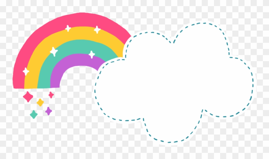 Rainbow Document File Format - Cute Cloud Cartoon Png Clipart ... banner free download
