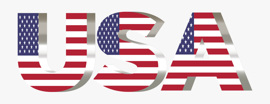 American Flag Clip Art Png - Usa Logo Transparent Background #107798 ... banner freeuse download