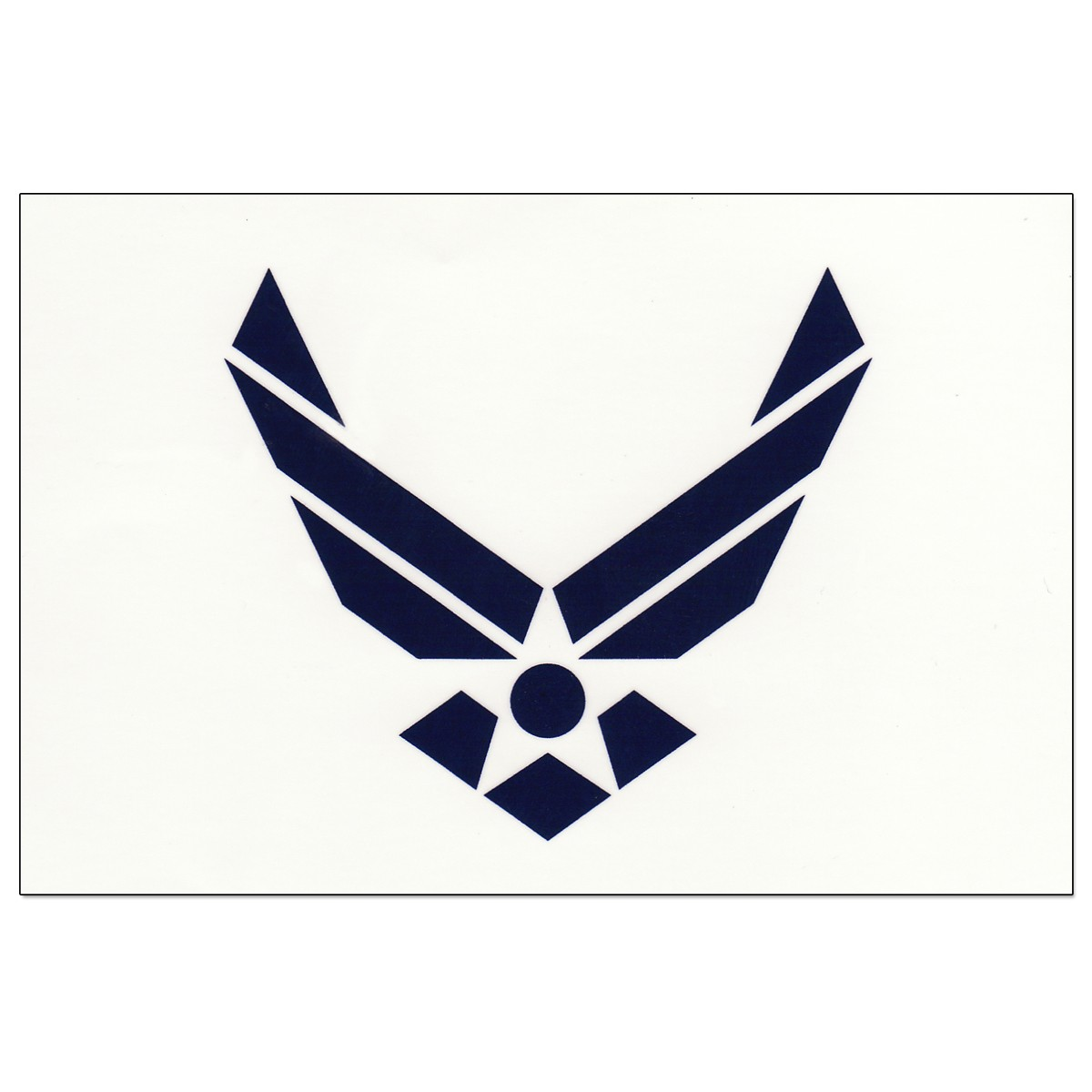 Us Air Force Logo Clip Art - ClipArt Best - Cliparts.co clip black and white library