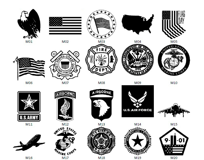 Free Military Logos Cliparts, Download Free Clip Art, Free Clip Art ... banner free stock