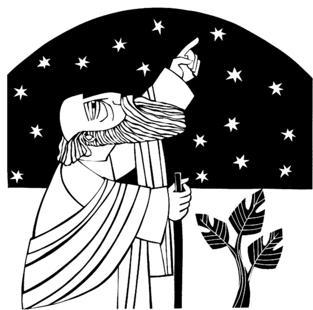 Abraham counts stars clipart picture transparent Sermons | https://www.westconcordunionchurch.org | Page 2 picture transparent