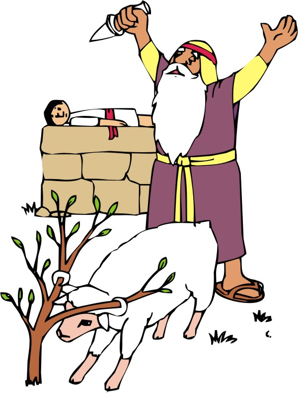 Abraham isaac and jacob clipart. Clipartfest sarah