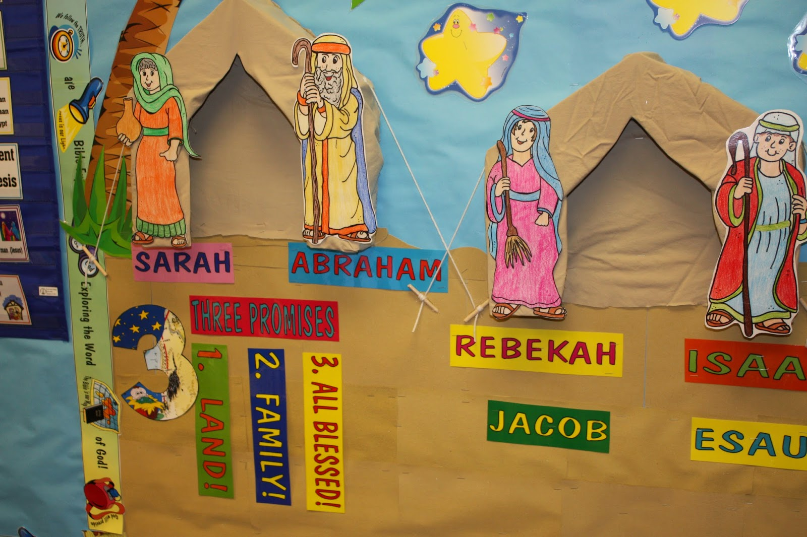 images about sunday. Abraham isaac and jacob clipart
