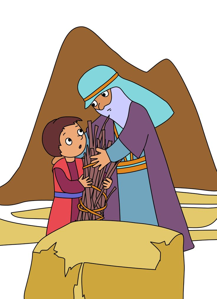 Abraham isaac and jacob clipart.  best images about