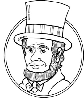 Abraham lincoln clipart free banner Free Abraham Lincoln Cliparts, Download Free Clip Art, Free Clip Art ... banner