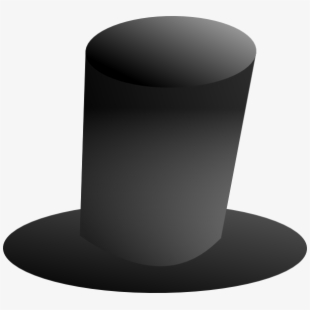 Abraham lincoln hat clipart svg freeuse Top Hat Clipart Tall Hat - Abraham Lincoln Hat Clipart #869998 ... svg freeuse