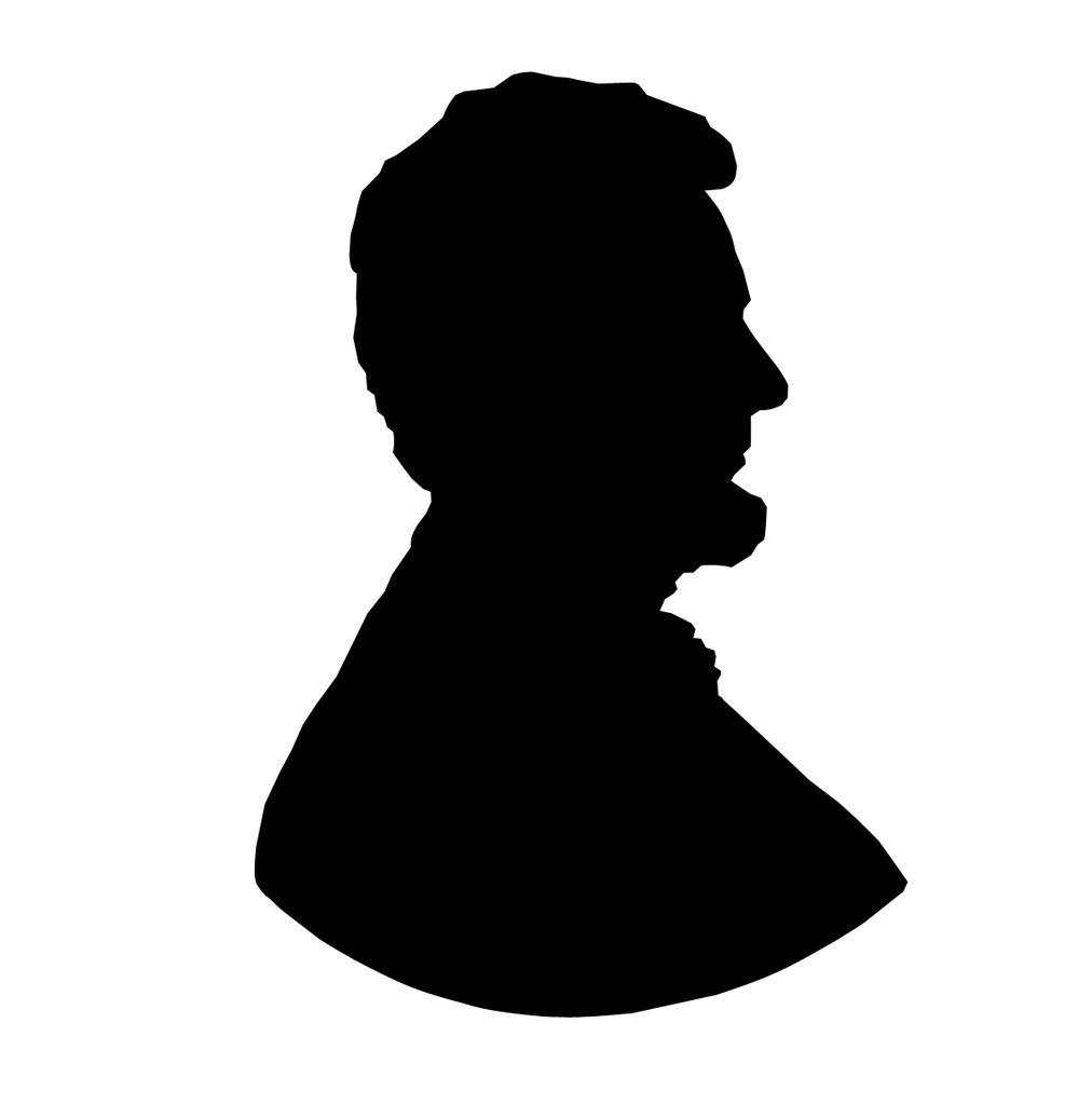 Abraham lincoln silhouette clipart clipart freeuse library Abraham Lincoln Silhouette Clip Art N7 free image clipart freeuse library