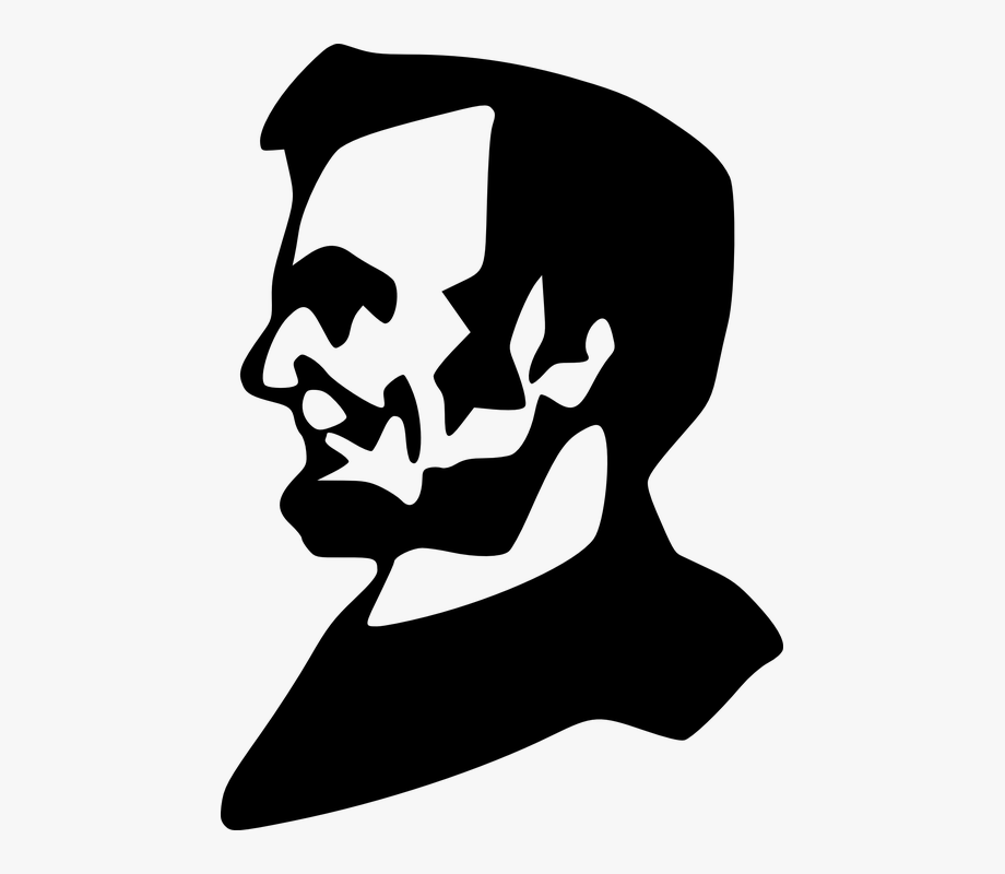Abraham lincoln silhouette clipart free library Abraham Abe Lincoln, United States - Abraham Lincoln Silhouette Png ... free library