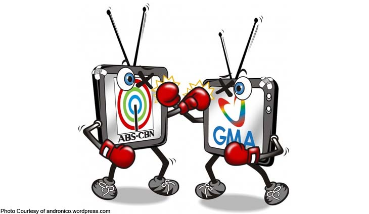 Abs cbn clipart vector download GMA takes rivalry with ABS-CBN to the Web - Bilyonaryo : Bilyonaryo vector download