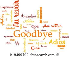 Abschied clip art transparent Goodbye Clip Art Royalty Free. 697 goodbye clipart vector EPS ... transparent