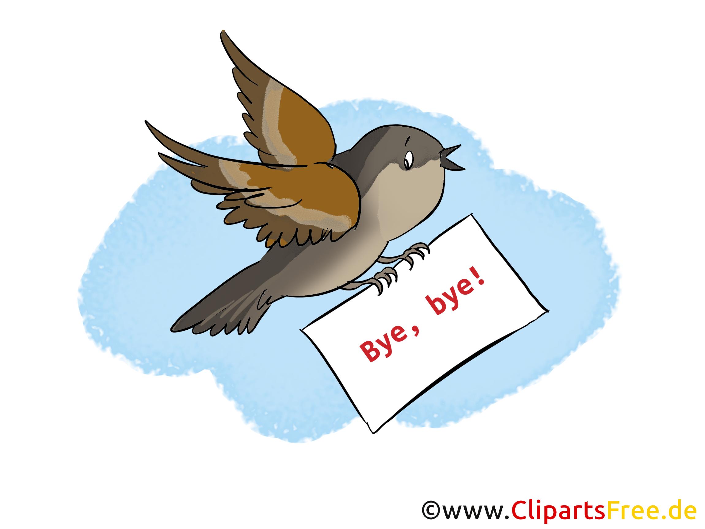 Zum Abschied einer Kollegin Karte, Clipart, Cartoon, Bild picture freeuse library