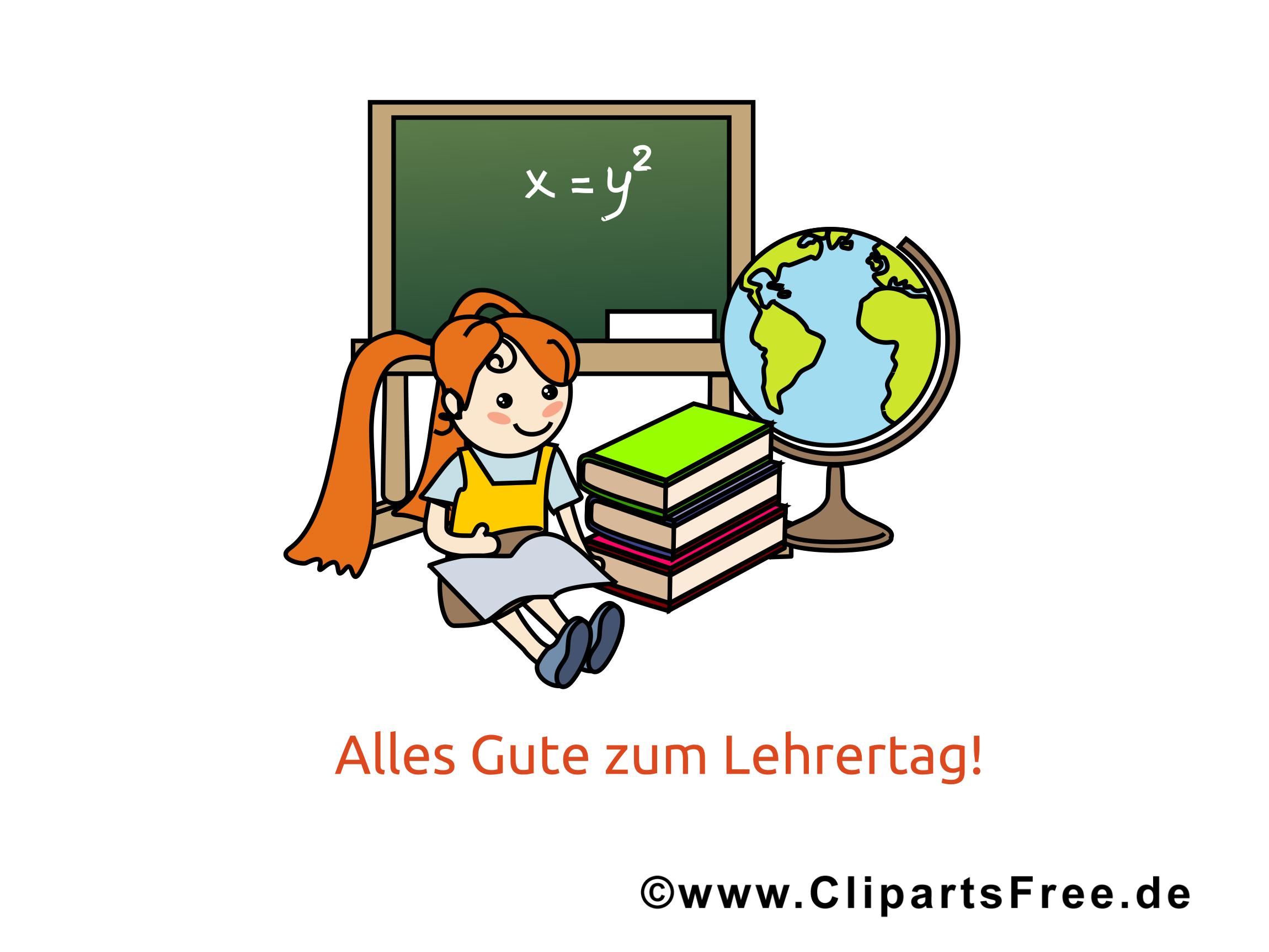 Abschied clipart schule graphic black and white Schule Bilder, Cliparts, Cartoons, Grafiken, Illustrationen, Gifs ... graphic black and white