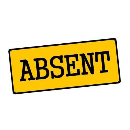 Absent clipart 3 » Clipart Portal clipart freeuse download